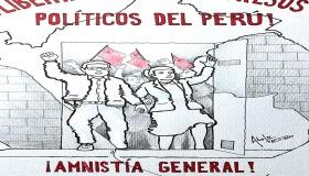 Perù: amnistia generale per i prigionieri politici