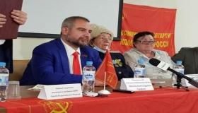 """Elezioni Russia. Il partito """"Comunisti di Russia"""" (CPKR), guidato da Maxim Suraykin, scende in campo"""