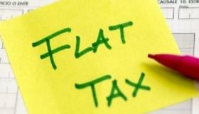 La filosofia della flat tax