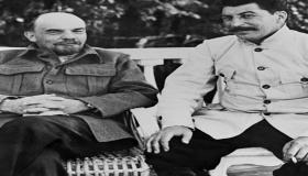 Stalin, l'erede di Lenin: difesa e arricchimento del leninismo contro Trotsky, Kamenev, Zinoviev, Bucharin e tanti altri